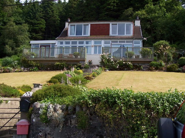 Glendaruel, Kyles View House