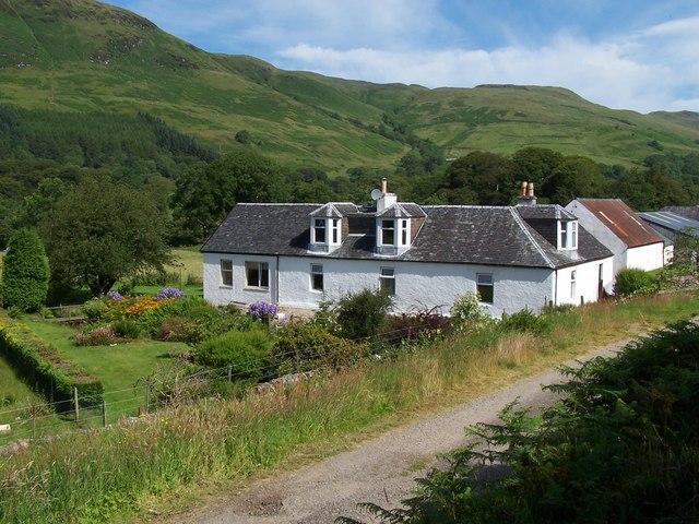 Glendaruel, Ardacherranmore  Farmhouse