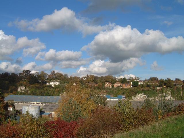 Tutshill from Chepstow