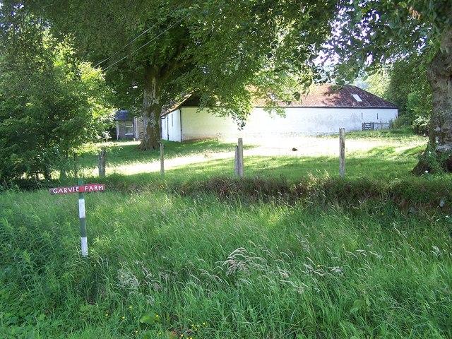 A Glendaruel Farm
