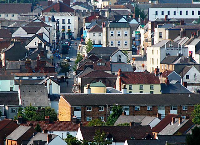 Chepstow High Street