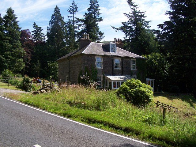 Glendaruel, Stronardron House