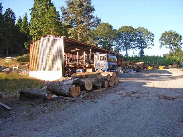 Graythwaite Estate Sawmill