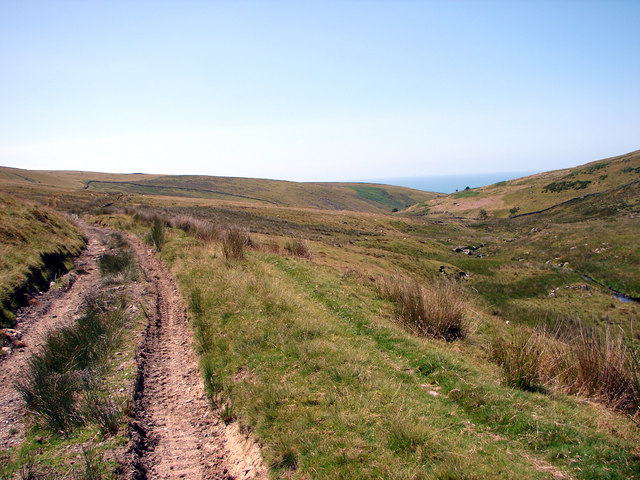 Track at Twllydarren