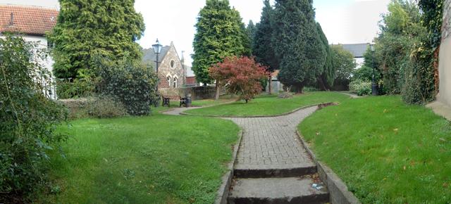Hollins Close Garden, Chepstow