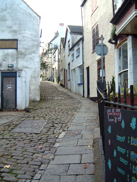 Hocker Hill Street, Chepstow