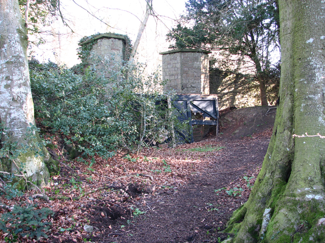 The Footpath at Temple Doors, Chepstow