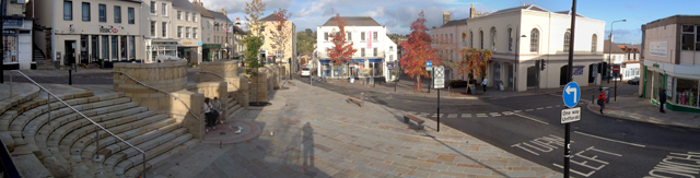 Beaufort Square, Chepstow