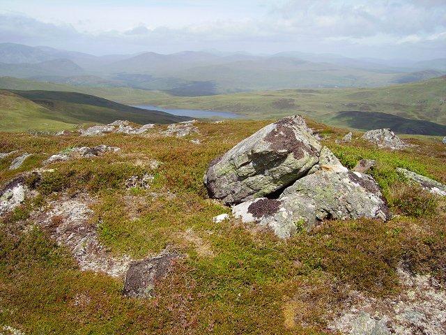 Creag Loch nan Dearcag