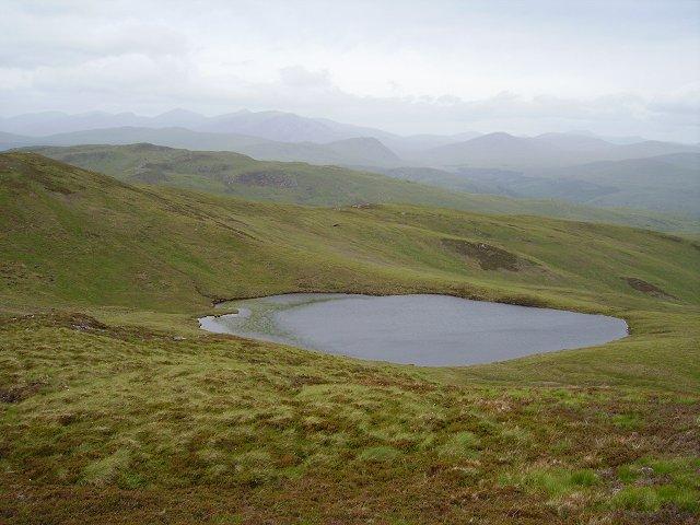 Loch a' Choire Lèith
