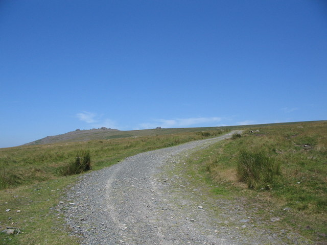 Track to Little Mis Tor