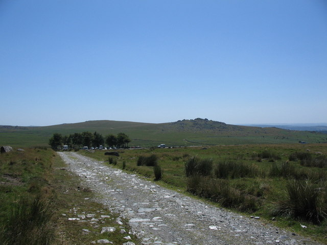 Track from Little Mis Tor