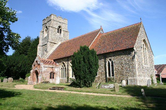 Poslingford Church