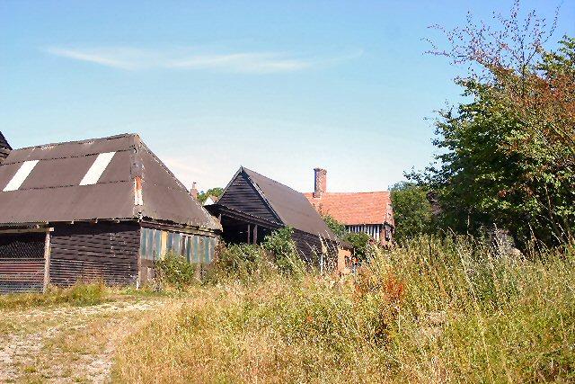 Swan's Hall Farm, Thurston End