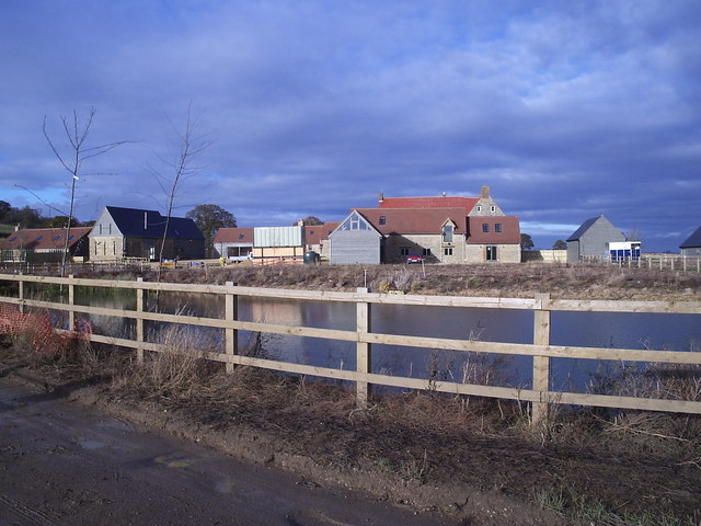 Chilswell Farm development  south of Oxford