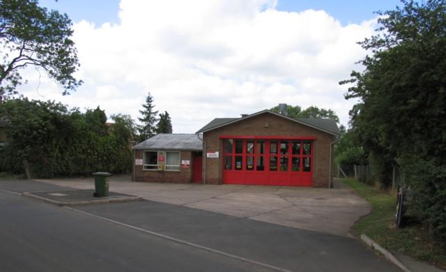 Billesdon Fire Station