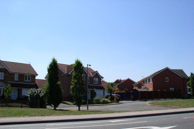 Housing Estate, Connah's Quay