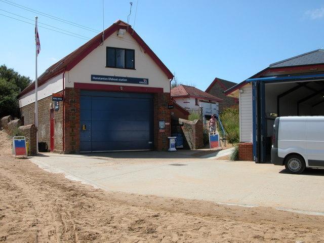 Lifeboat Station, Old Hunstanton