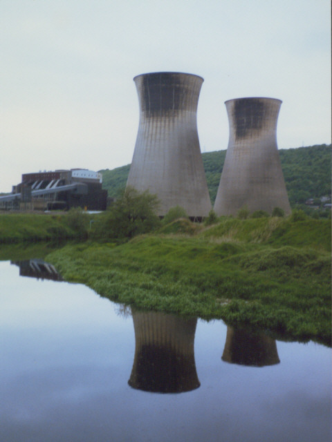 Former Elland Power Station