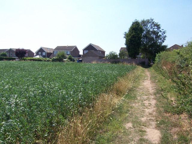 Rural Fringe of Brigg