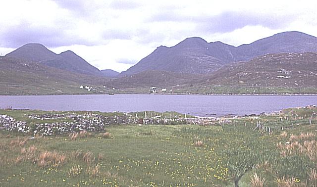Loch Bun Abhainn Eadara