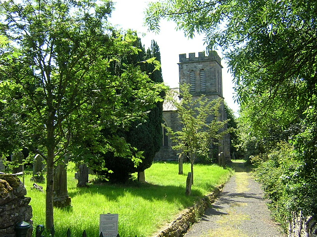 St Peter's Church Falstone