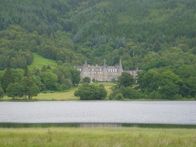 Loch Achray.(Trossachs)