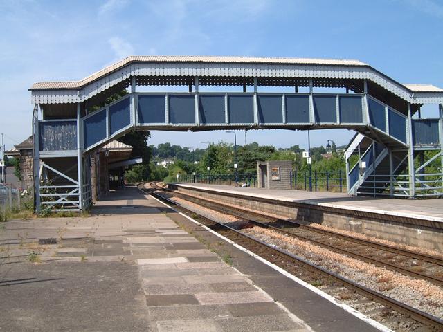 Chepstow Railway Station