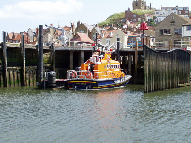 The Whitby Lifeboat.