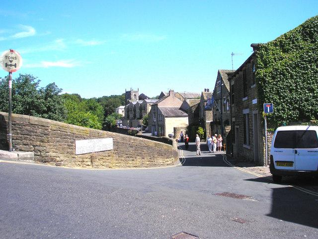 Canal Street, Skipton, Yorkshire