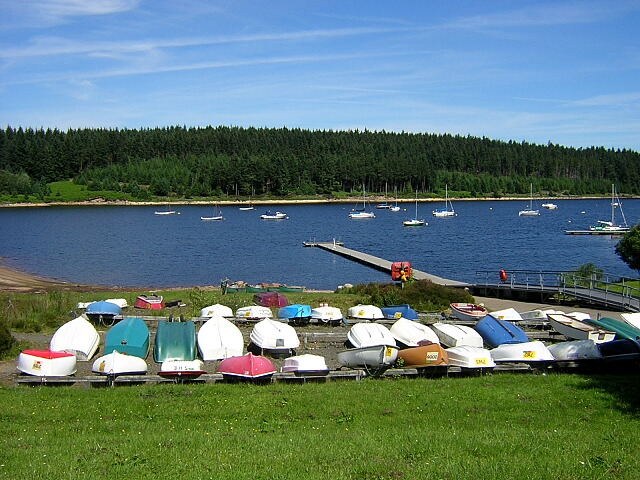 Boats at Whickhope