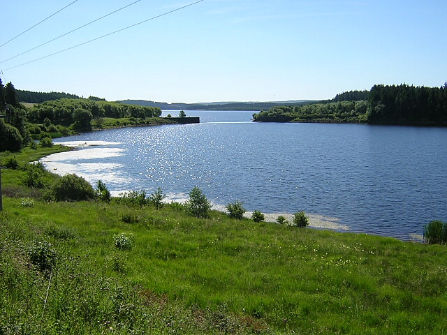 Bakethin Reservoir, Kielder