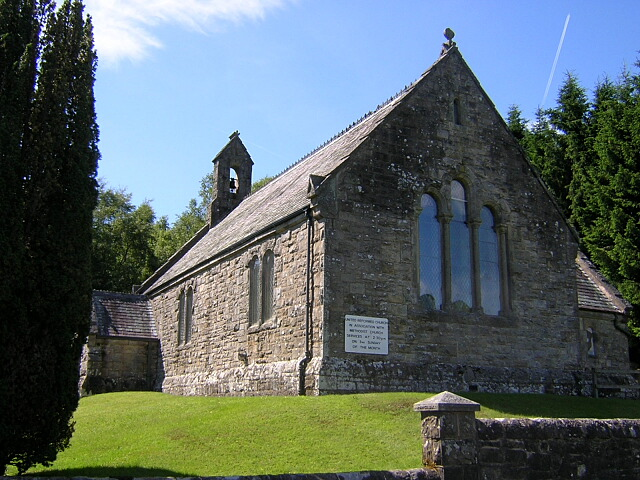 United Reformed Church in Kielder