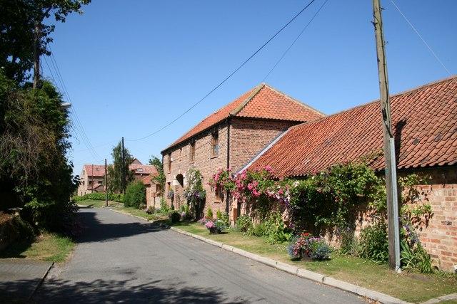 Church Road, Stow