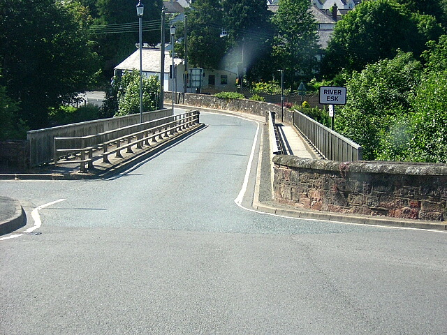 Bridge Over River Esk, Canonbie