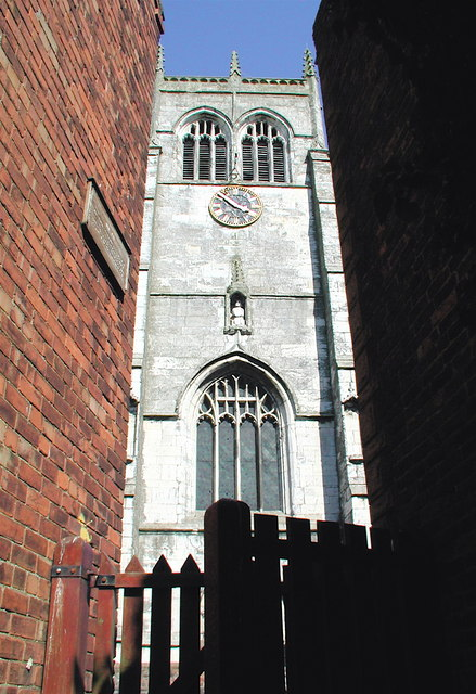 All Saints Church, Preston