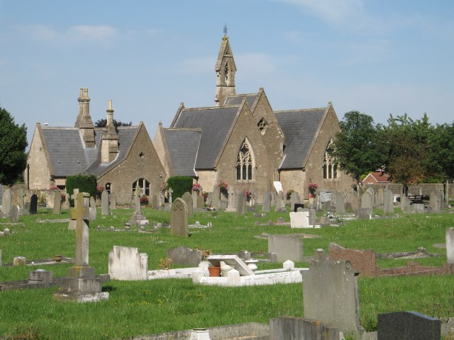London Road Cemetery, Chippenham
