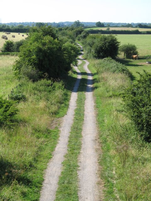 Calne to Chippenham Cycle route