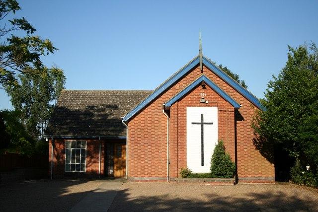 Sturton-by-Stow Methodist Church