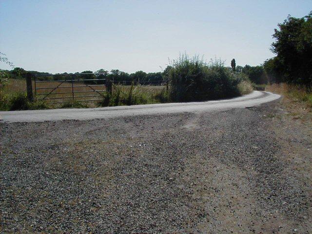 Road, West Lodge Farm