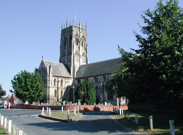 St. Augustine's Church, Hedon