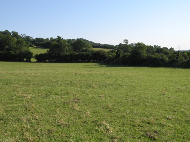 Lower slopes of Bencroft Hill