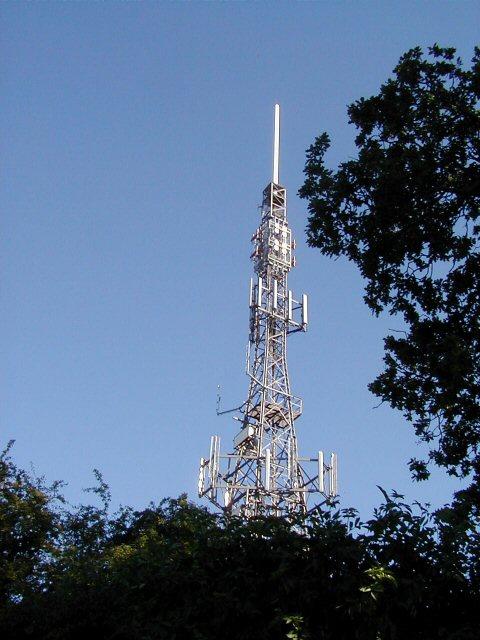 Landmark mast