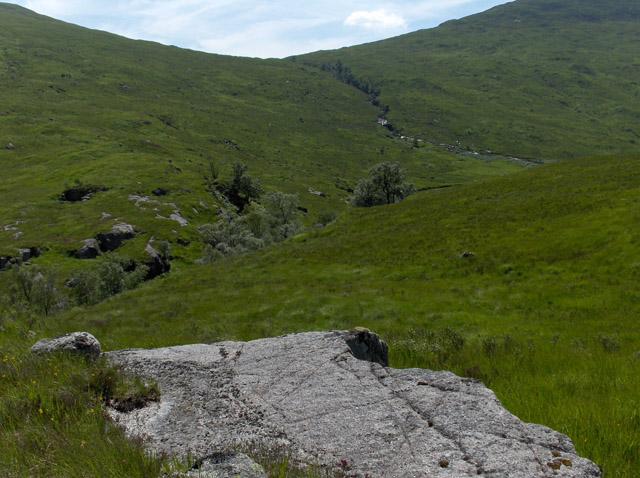 Upper Glen Kinglass