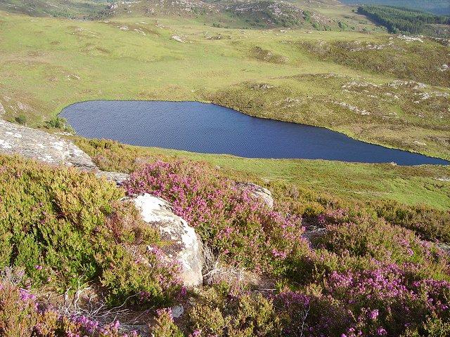 Loch an Dubh-charn