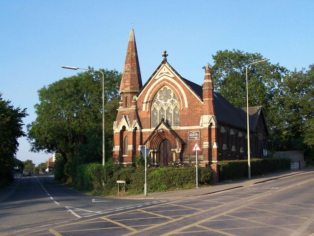 Handsacre Methodist Church