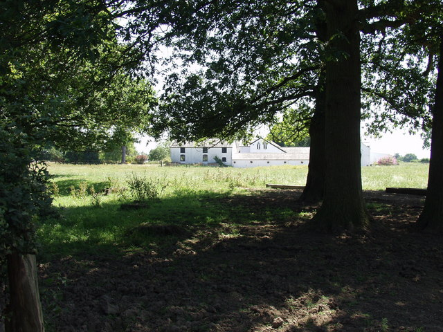 Whitehouse Farm Middleton Road