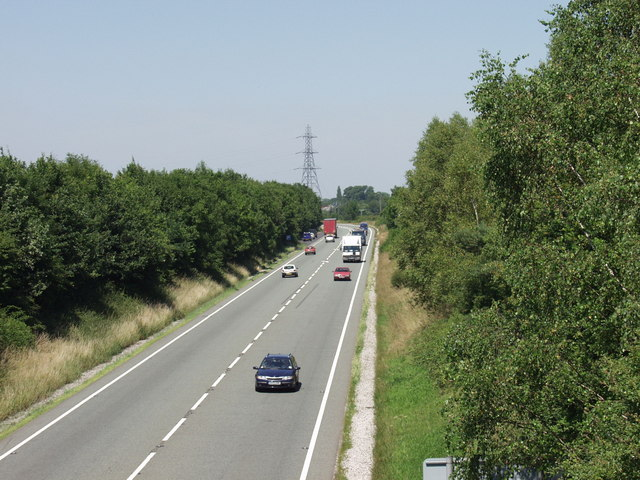 A 5 (A483) Oswestry by-pass
