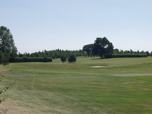 Mile End Golf Course, Oswestry