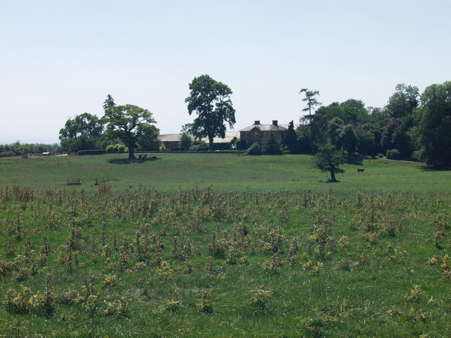 Hisland House and Farm, Mile End Oswestry